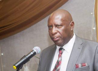 Energy and Power Development Minister Samuel Undenge