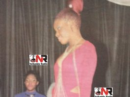 Organisers of a beauty pageant at a leading college in Harare allegedly forced models to cat walk without panties