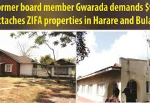 It keeps getting worse for Zifa... property to be attached over debts
