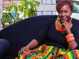 Celebrated Ugandan comedienne Anne Kansiime
