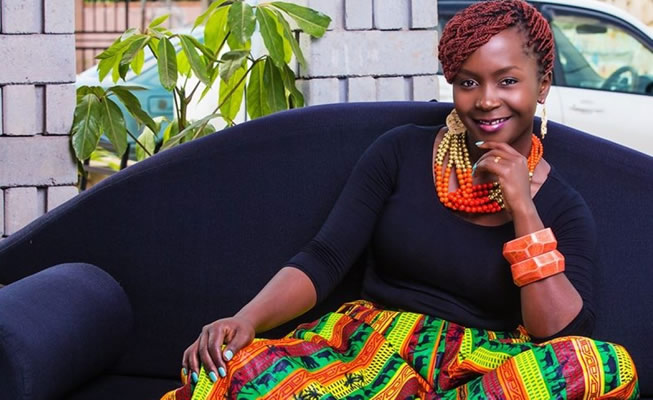 Celebrated Ugandan comedienne Anne Kansiime