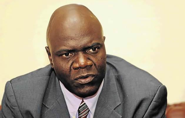 Former deputy Prime Minister Arthur Mutambara