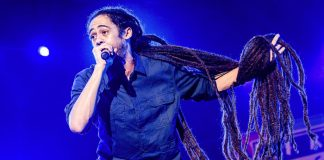 Damian Marley wanted to know about the award as the family doesn't know about it.