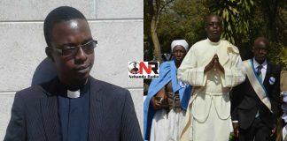 The late Father Jacob Kuli Chimenga