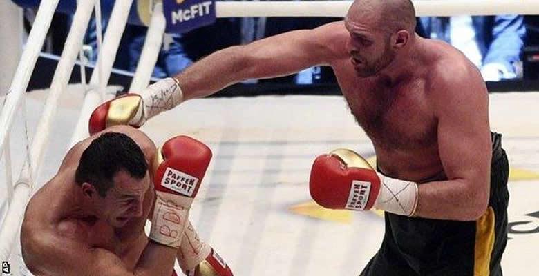 Klitschko Boxkampf 2020