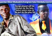 Oliver Mtukudzi and Suluman Chimbetu