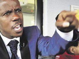 Self-styled prophet Paseka Motsoeneng, also known as Pastor Mboro