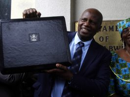 Minister Without Finance: Patrick Chinamasa
