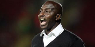 Nigerian ex-footballer Samson Siasia