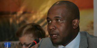 Grain Millers Association of Zimbabwe president Tafadzwa Musarara