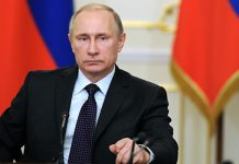 "Vladimir Putin vows to punish perpetrators of ""barbarian terror attacks"""