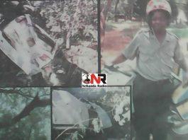 Cop, lover perish in fatal crash