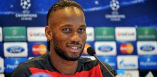 Chelsea legend Didier Drogba