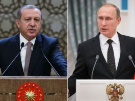 Neither Turkey's Recep Tayyip Erdogan nor Russia's Vladimir Putin show any sign of backing down