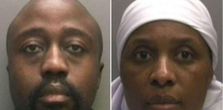"""Brian and Precious Kandare were guilty of the """"most serious abuse of trust"""", said prosecutors"""