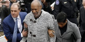 Bill Cosby seen here arriving at court last year in December