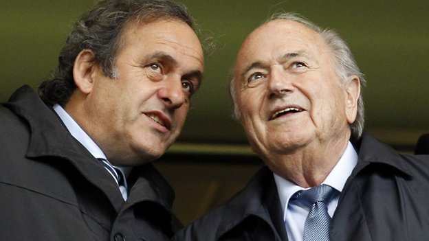 Sepp Blatter and Michel Platini get lengthy bans