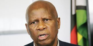 Minister without Finance Patrick Chinamasa