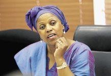 South African Airways board chairperson Dudu Myeni