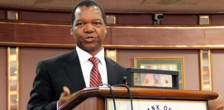 Reserve Bank of Zimbabwe governor John Mangudya