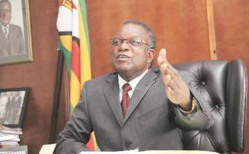 Minister of Transport and Infrastructural Development, Dr Joram Gumbo