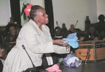 A few months ago Mrs Misihairabwi-Mushonga caused a stir in Parliament when she brought samples of sanitary wear to illustrate a point