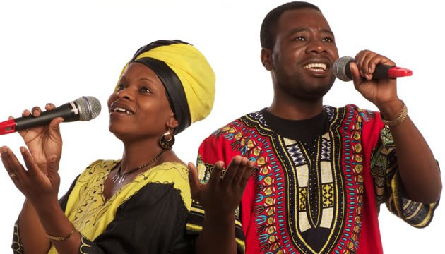Gospel Music Legends: Olivia and Charles Charamba