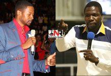 Prophets Emmanuel Makandiwa and Walter Magaya