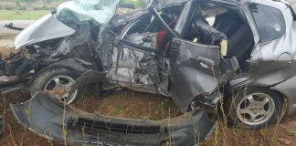 A Mutare businesswoman and her 5 month old child and maid died in this accident