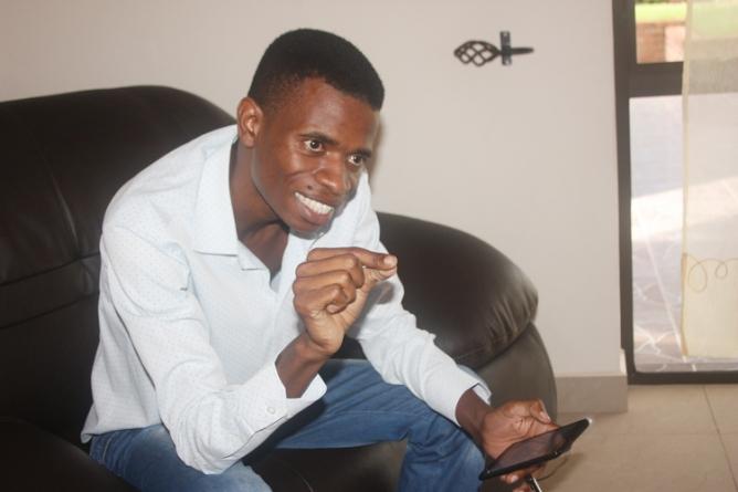 Prince Wonderful born Wellington Kahari
