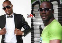 Mudiwa 'Hood' Mutandwa and Desmond 'Stunner' Chideme