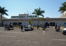 All set for Vic Falls Airport official opening