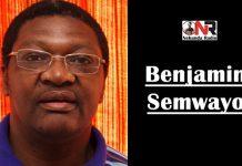 Benjamin Semwayo