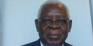 Former Zanu-PF Politburo member Cephas Msipa