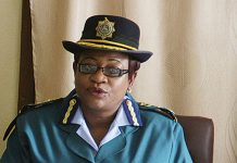 Police spokesperson Senior Assistant Commissioner Charity Charamba
