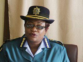 Police spokesperson Senior Assistant Commissioner Charity Charamba