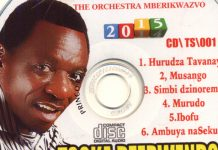 The fake Macheso CD