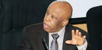 Former Botswana President Festus Mogae