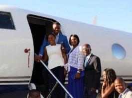 Prophet Bushiri pulls a fake jet miracle