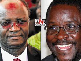 Jonathan Moyo vs George Charamba