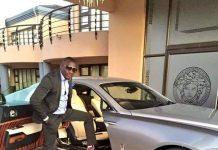 Kadungure buys $350 000 Rolls Royce Wraith