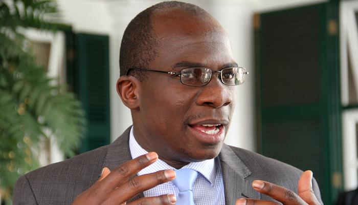 Bullet Liar: Sports Minister Makhosini Hlongwane