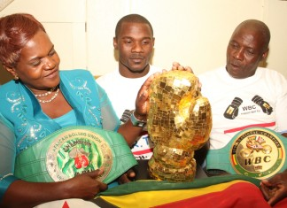 Zimbabwean boxing champion Charles Manyuchi has appealed for local support as he battles to find a promoter for his World Boxing Council International welterweight title defence