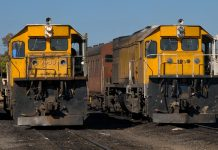 National Railways of Zimbabwe (NRZ) trains