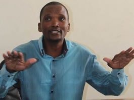 Kariba-based pastor Patrick Mugadza (Picture by Kumbirai Mafunda)