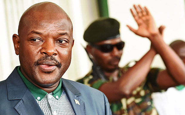 Embattled Burundi President Pierre Nkurunziza has been busy seeking support ahead of the forthcoming African Union (AU) summit