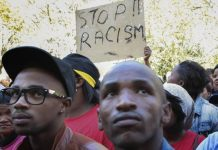 South Africa witnessed widespread student protests last year over complaints of continuing institutional racism