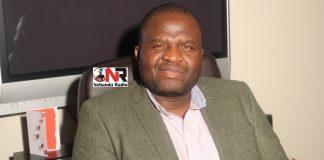 Former University of Zimbabwe (UZ) student leader turned lawyer Tinomudaishe Chinyoka