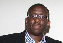 Former Sunday Mail editor Edmund Kudzayi