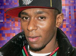 Mos Def, now known as Yasiin Bey
